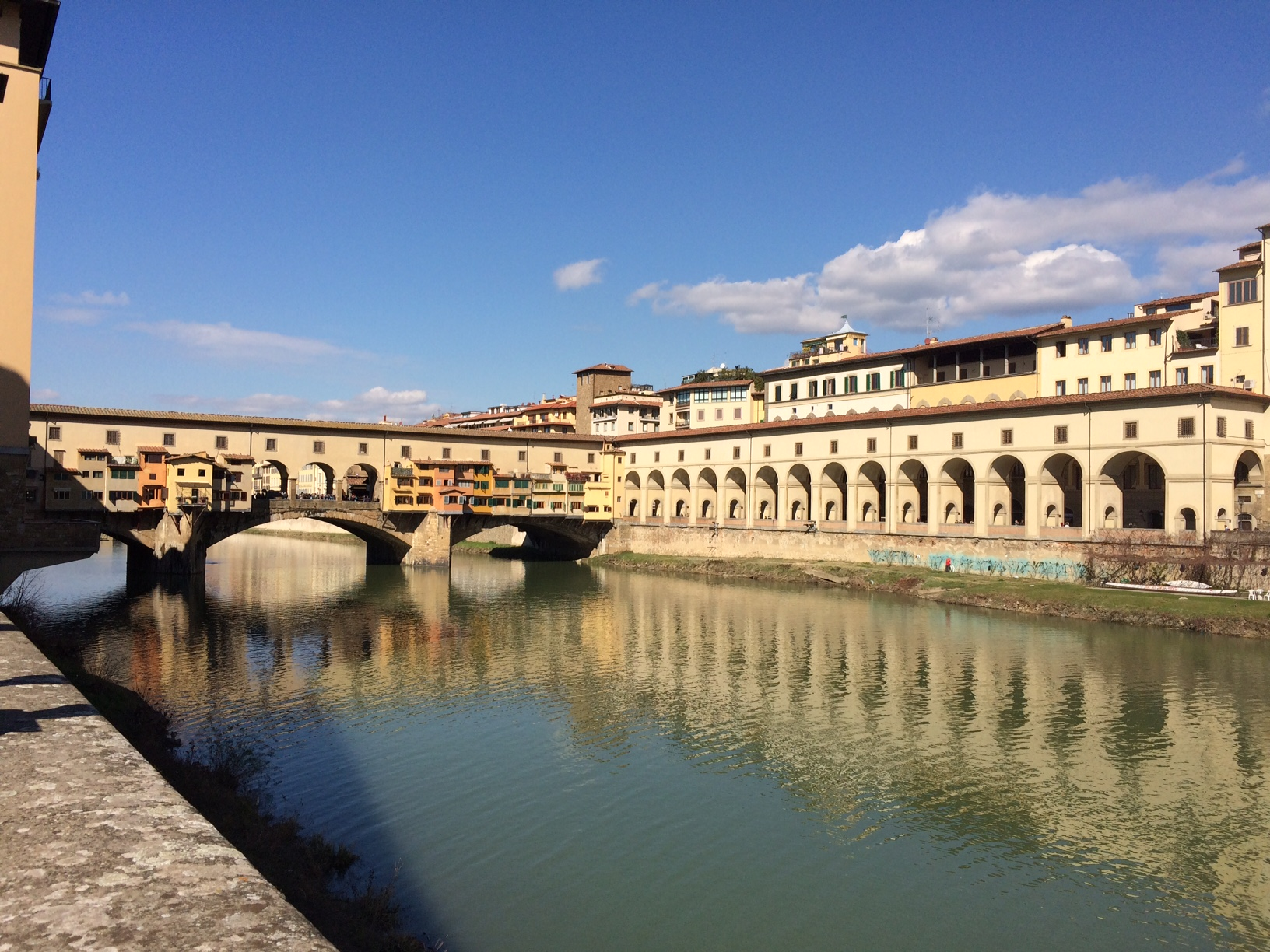 Sunny day in Florence