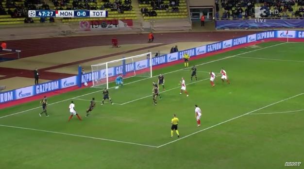 Monaco First Goal (2)