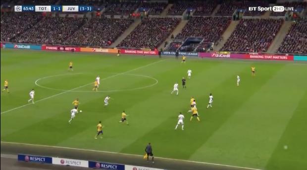 Juventus goal - 1