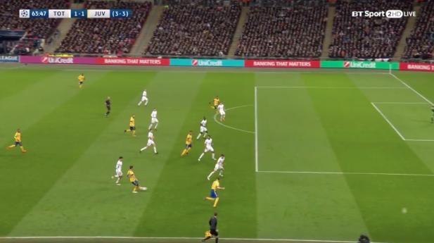 Juventus goal - 2