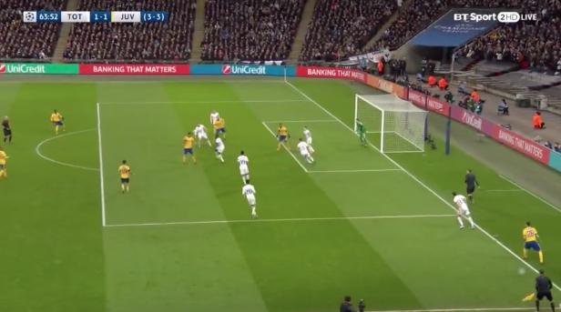 Juventus goal - 3