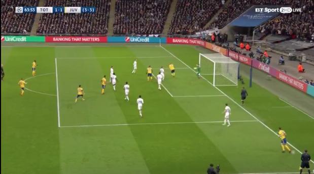 Juventus goal - 4